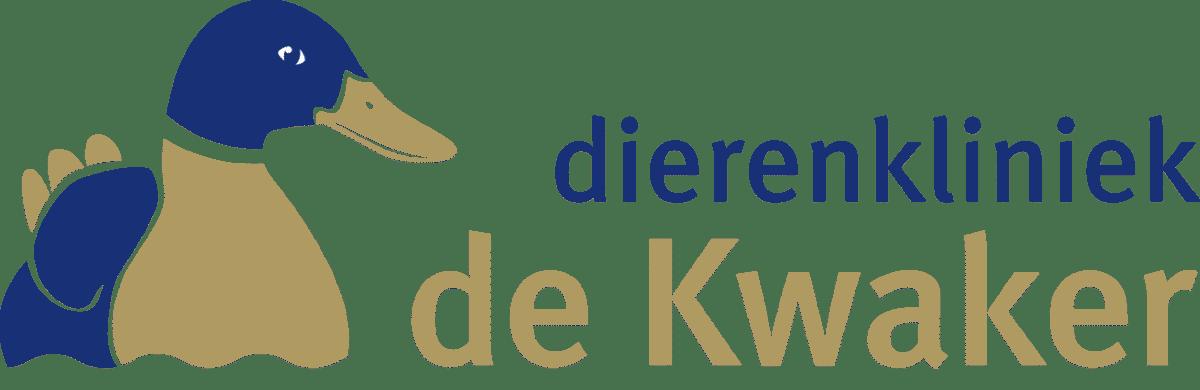 De Kwaker logo en banner